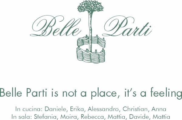 Belle parti logo sup